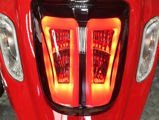 Vespa - Primavera 150升級改裝LED煞車燈組
