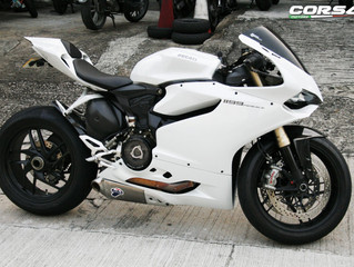 Ducati - Panigale 1199 升級改裝
