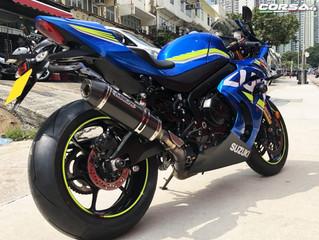 Suzuki GSX-R1000R x Pirelli Diablo Supercorsa V2️