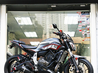 Yamaha - MT07 改裝服務