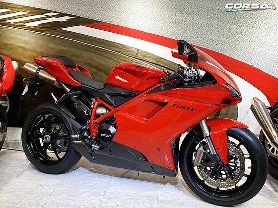 Ducati - 848EVO