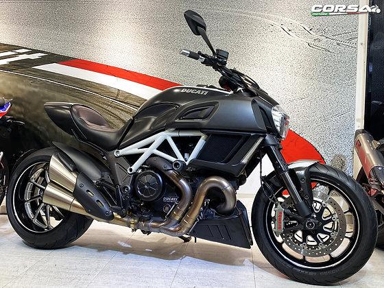 Ducati - Diavel Carbon (facelift version)