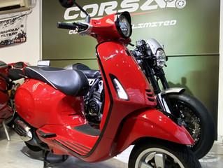Vespa Primavera 150 Modification | 改裝服務