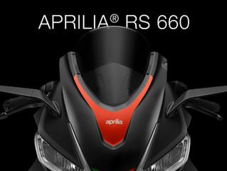 Aprilia RS 660 - Rizoma accessory line   Pre-Order Now