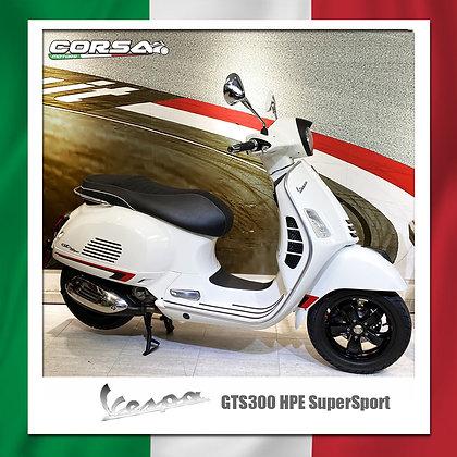 Vespa - GTS300HPE SuperSport