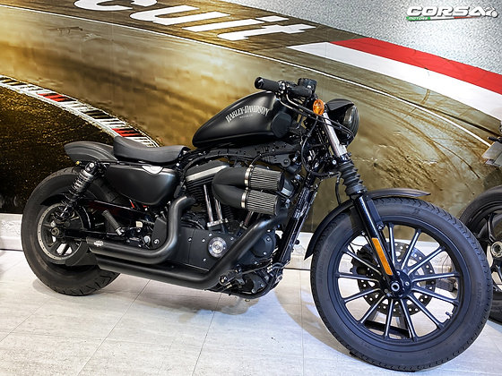 Harley Davidson - XL883N Sportster Iron 883