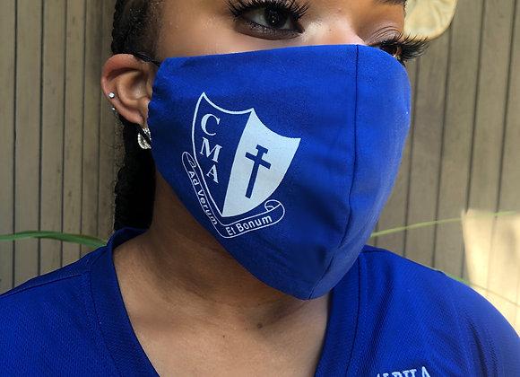 Alpha Mask - Blue