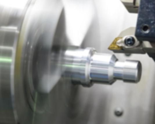 CNC lathe machine (Turning machine) cutt