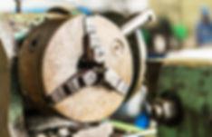 Classic Lathe Head Metalworking Industry