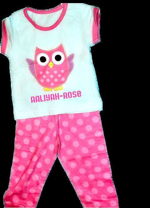 Owl pyjamas