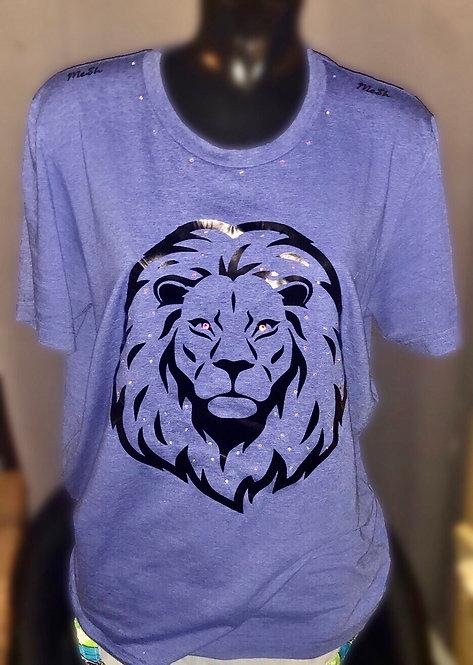 Lion blinged