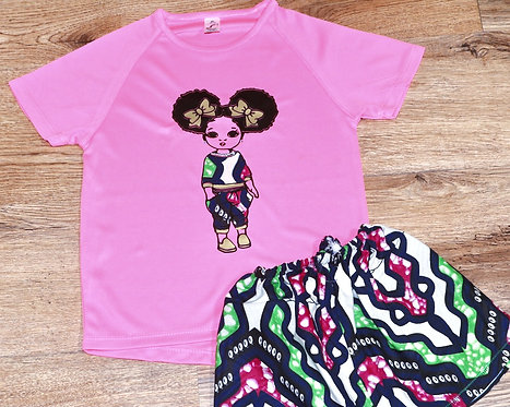Larisha skirt outfit