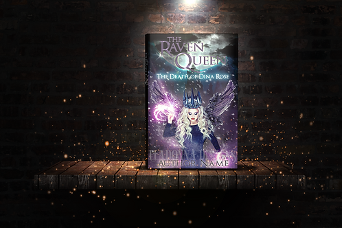 Premade Dark Fantasy Cover