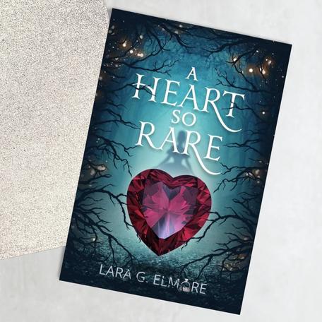 A Heart So Rare - Lara G. Elmore
