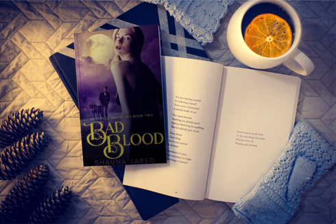 Bad Blood - Shauna Jared