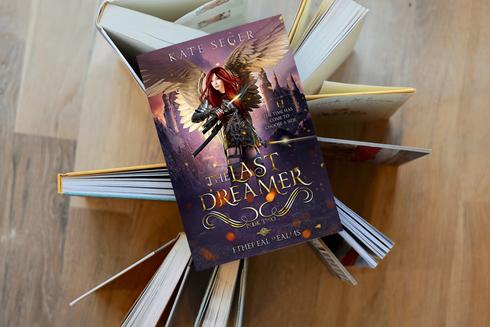 The Last Dreamer - Kate Seger