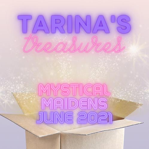 Tarina's Treasure Box June 2021