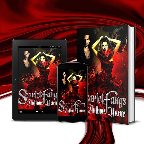 Fantasy Premade Cover - Vampire