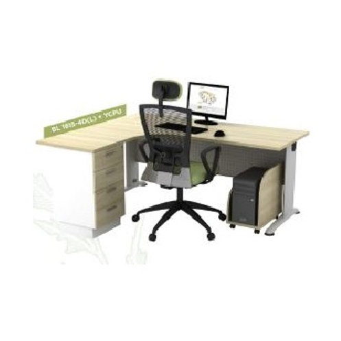 BL1515-4D Office L shape table