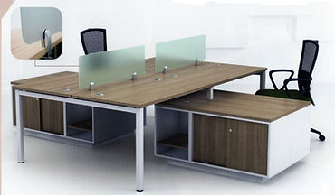 Office Furniture Selangor Malaysia-SL 04 Office W