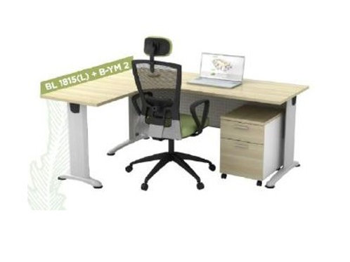 BL1515-BYM2 Office L shape Table