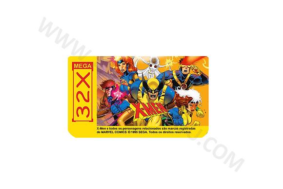 Label Para cartucho de 32X