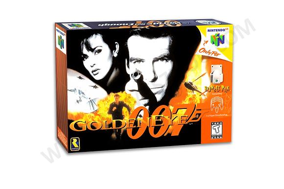 Caixas Para Cartuchos de N64