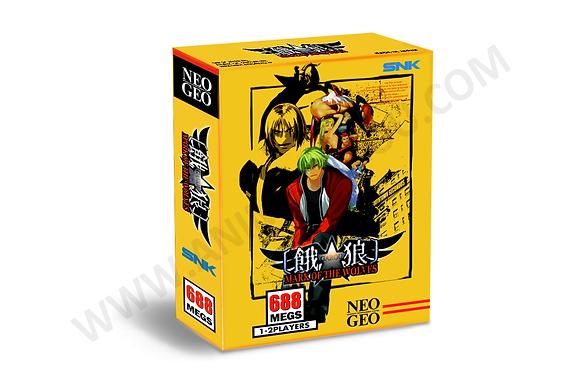 Caixas Para jogos De Neo geo AES/MVS