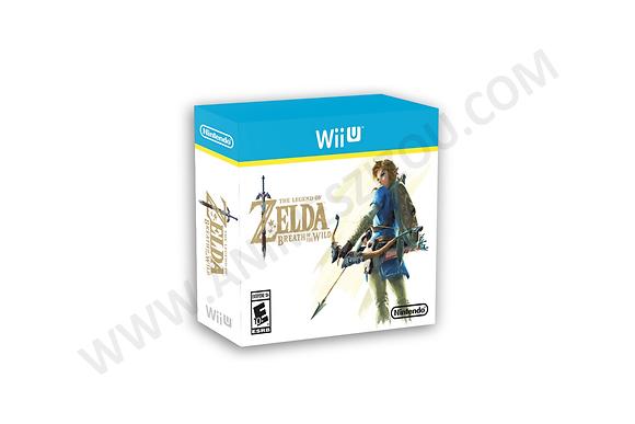 Edição Especial The Legend of Zelda - BOTW