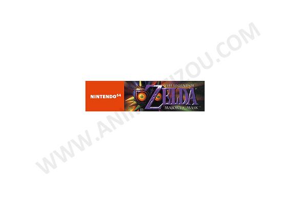 Label Superior Para cartucho de Nintendo 64