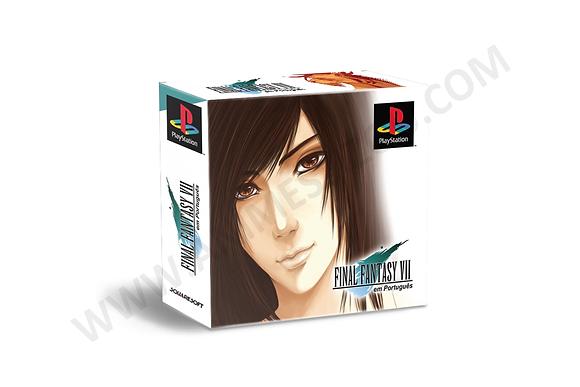 Edição Especial Final Fantasy 7