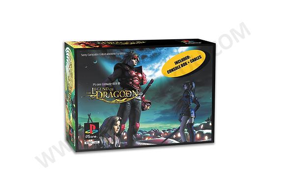 Edição Especial The Legend Of Dragoon