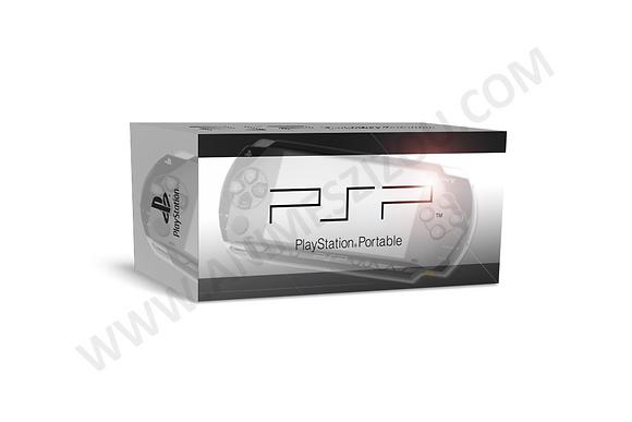 Caixa para Console PSP (P)