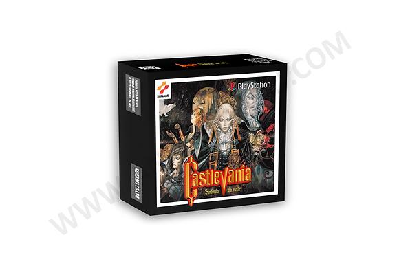 Edição Especial Castlevania SON
