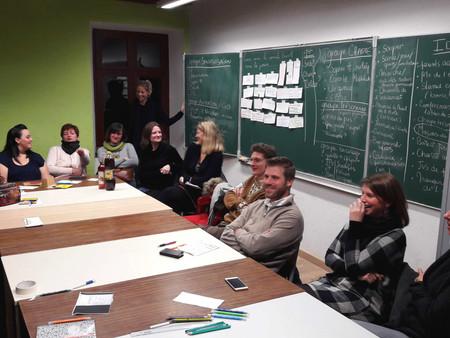 1ère réunion du comité de parents EnovA