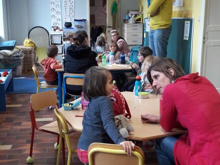 Classes ouvertes en maternelle