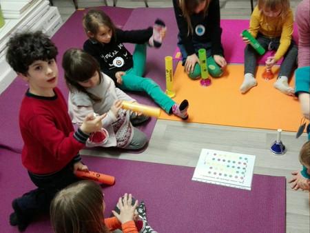 Les Octofun se sont invités en maternelle !