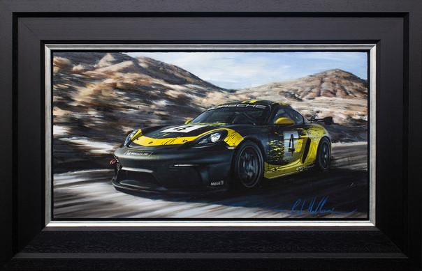 Porsche Cayman GT4 Club Sport