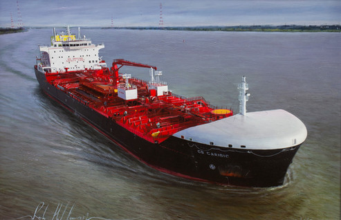 'CB Carabic'Tanker