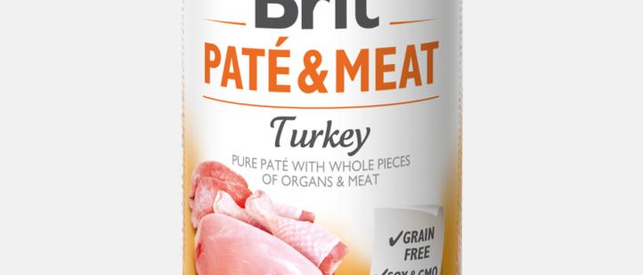 Brit Paté & Meat - Alimento Úmido de PERU