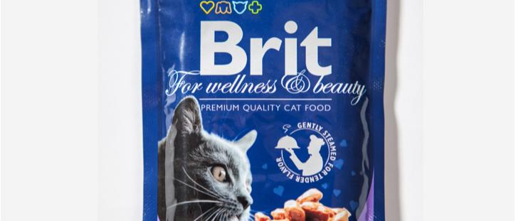 Ensopado de BACALHAU para Gatos- BRIT