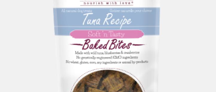 Snacks Assados de carne de Atum - Caru