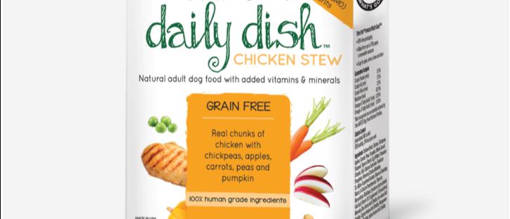 Ensopado de Frango para Cães Daily Dish