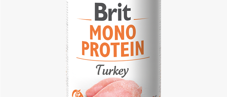 Brit Mono Protein - Alimento Úmido de PERU
