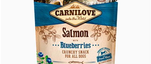 Snack Carnilove de Salmão com Blueberries para CÃES