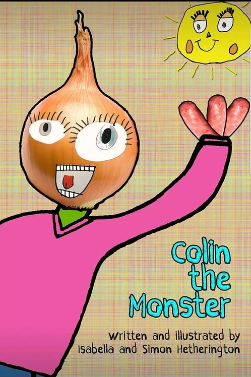 Colin The Monster