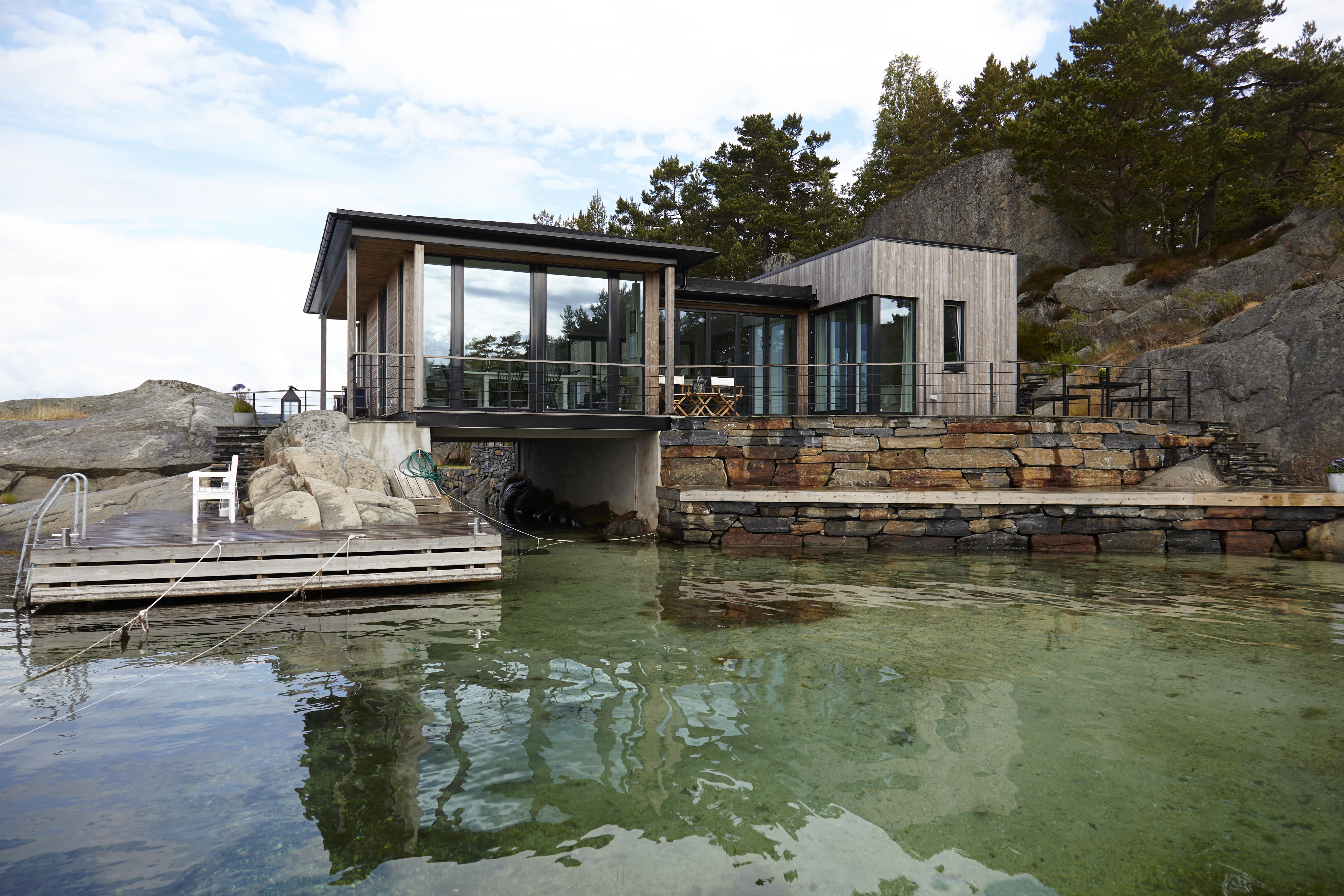 Hytte Jonsøya