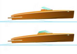 Båt Woodcraft