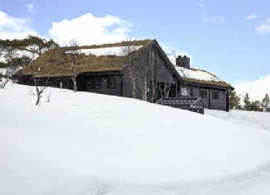 Hytte Berge