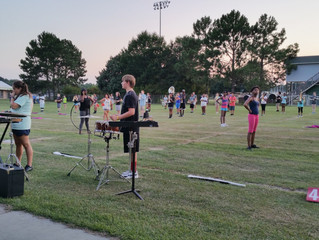 Summer Band Camp 2017